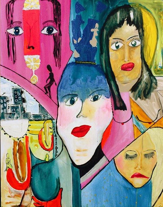 Wine, Art & Women